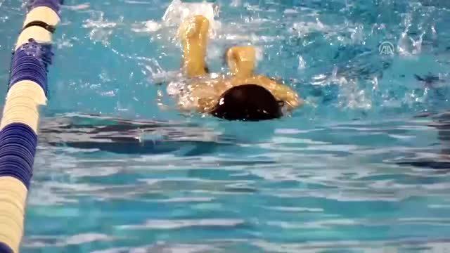 Türk engelli yüzücüler dünyada bir ilki gerçekleştirecek